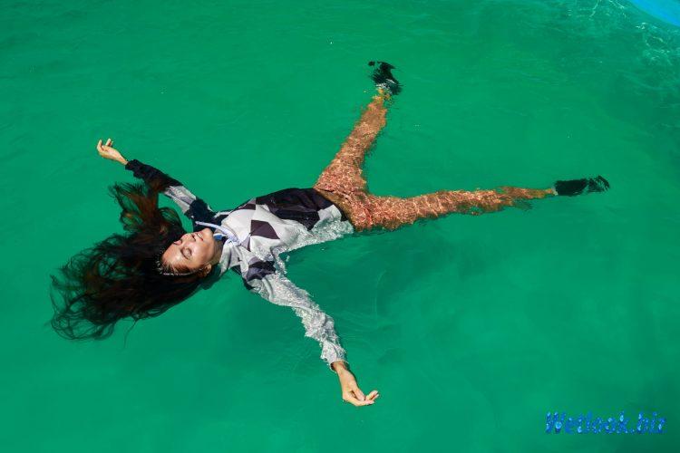 Photo Wetlook Girl Roxana - 2( 2021/1)