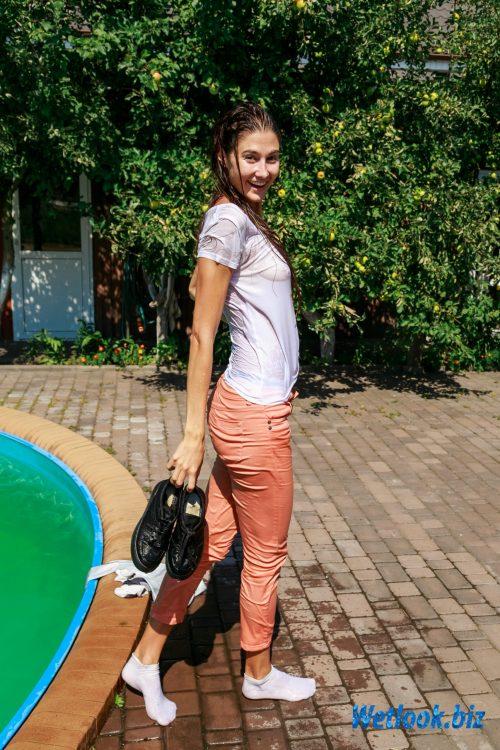 Photo Wetlook Girl Roxana -7(2021/1)