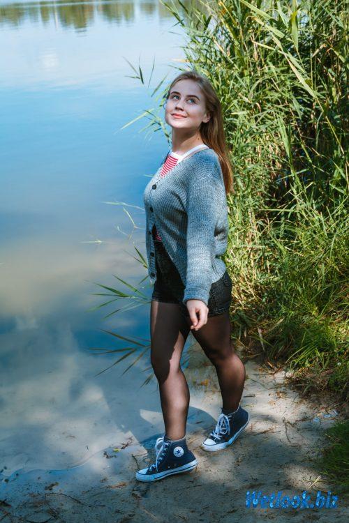 Wetlook girl photo 1 Tonya 1/21