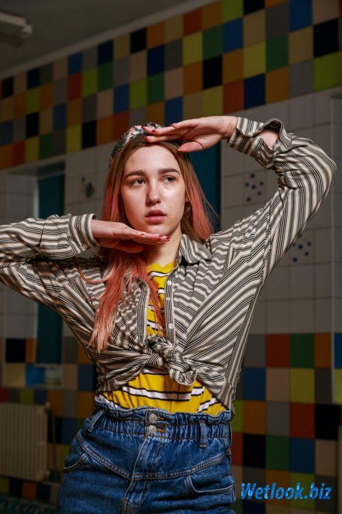 Wetlook girl photo 2 Nastya 1/21