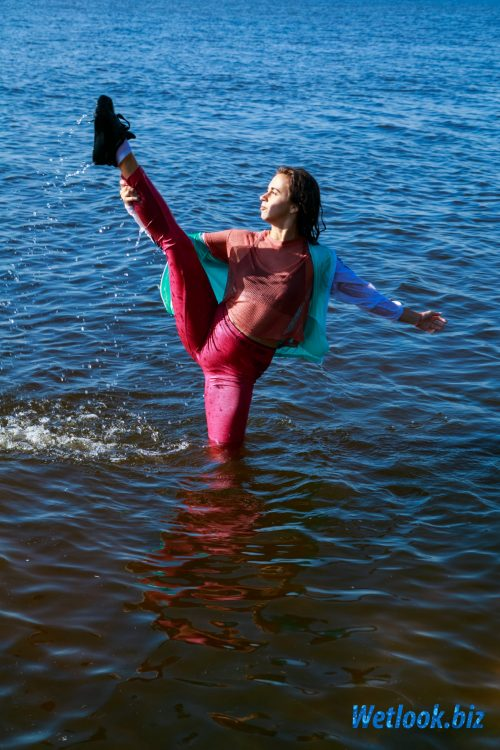 Wetlook girl photo 5 Ashly 1/21