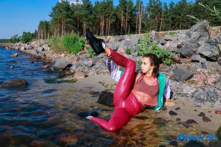 Wetlook girl photo 6 Ashly 1/21