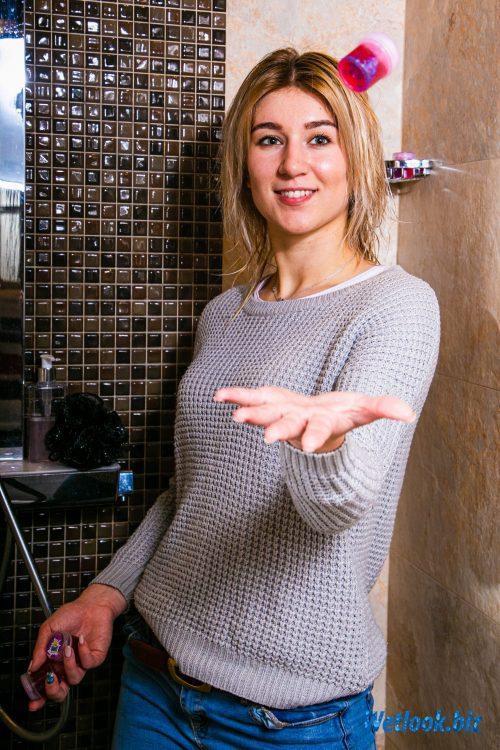 Wetlook girl photo 2 Sherlyn 2/21