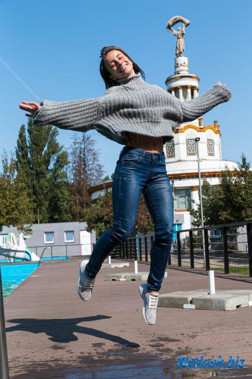 Wetlook girl photo 7 Alena 3/21
