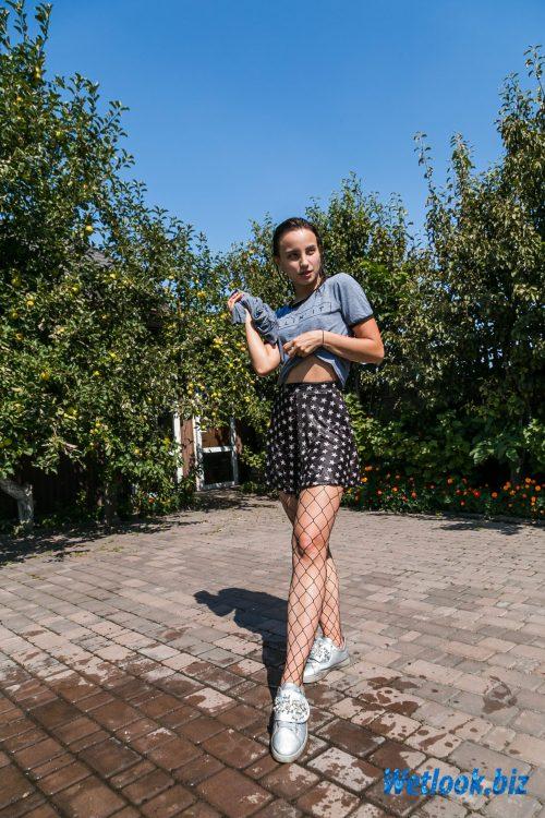 Wetlook girl photo 8 Grace 1/21