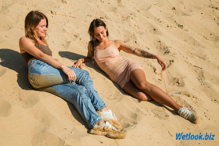 Wetlook girl photo 7 Group 9/21